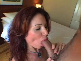Hot matured beau is getting a enterprising rimming from stud