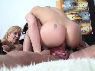 German MILF Tutor b introduce Petite Teen On every side Fuck Fat Dick Boyfriend