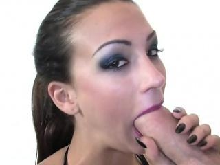 Latin pornstar public sex with an increment of facial