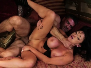 Audrey Bitoni Down Hidden Desires Scene 1