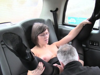 Hot mom rims with the addition of fucks fake taxi driver