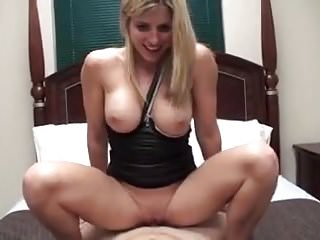 Dispirited stepmom creampied