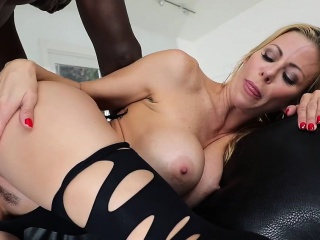MILF Alexis auditions with an increment of rides a bbc