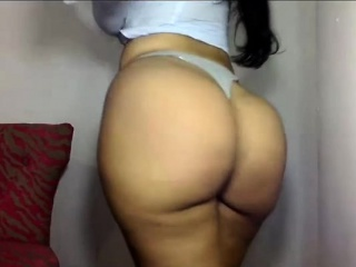 Striptease Obese Arse