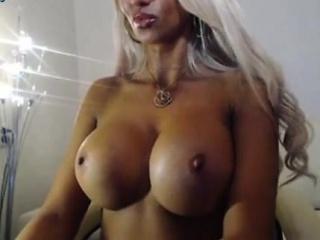 Gung-ho Blonde Up Chunky Boobs Fucked