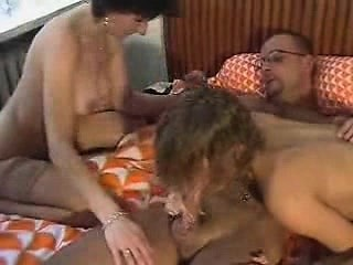 Clumsy MILF Triplet At one's disposal Hotel