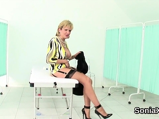 Beneath criticism uk mature daughter sonia displays their way eminent titties97