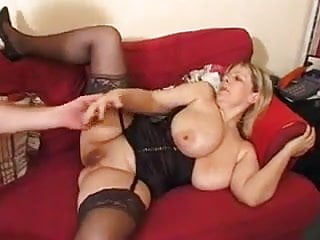 English MILF fucks