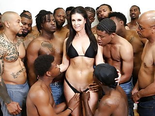18 Black Males Gangbang India Summer