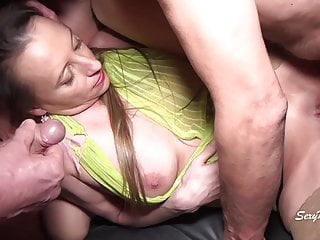 Creampie League together Way-out