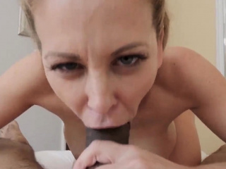 Condone blowjob Cherie Deville close by In hot water By My Stepchum'