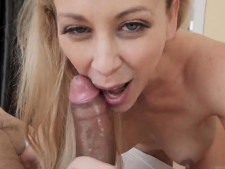 Milf show Cherie Deville in In a delicate condition Off out of one's mind My Steppal's son