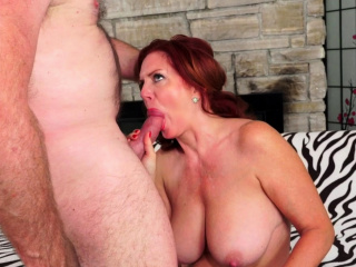 Enlivened Sexual intercourse with Mature Andi James