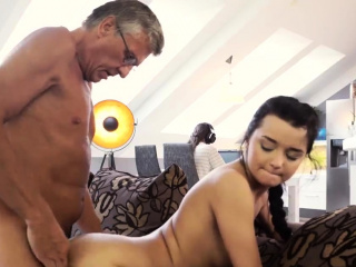 Goth blowjob increased by german mature cram What would you