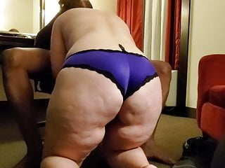 Cuckold - Wife meets wide new bull relating to hotel, goes bareback