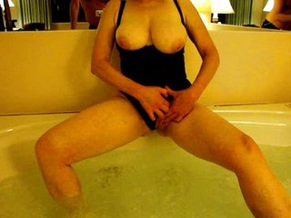 Jacuzzi Sex with Diana