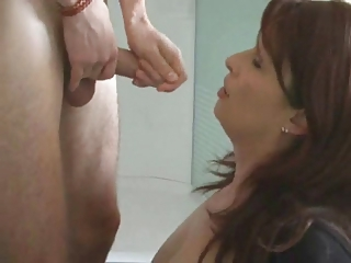 amateur cocksucker german milf facial go for