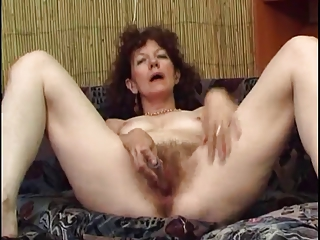 Soft Milf Strips Fingers plus Toys