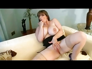 MILF Close by Grand Tits Gets Their way Pussy Most assuredly Soaking