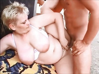 Young defy fucking mature