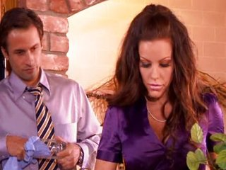 Titillating Pretty Housewives Victoria Valentino