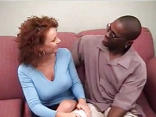 Interracial Ass-Fucking