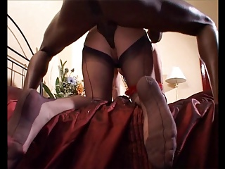 MILF cums fast and squirts in excess of BBC