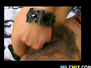 MILF With A Hairy Pussy