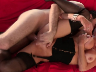 Busty milf Veronica Avluv pounded with regard to