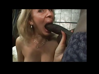 Erica Loves BBC off out of one's mind BVR
