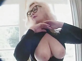 Sexy Big Boobs Mature replication 2 hard cocks