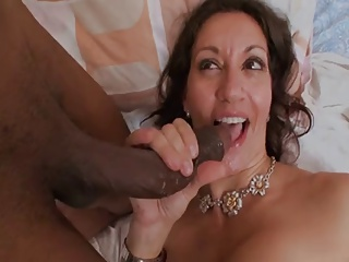 Hot Full-grown Cougar Dicked Hard by BBC