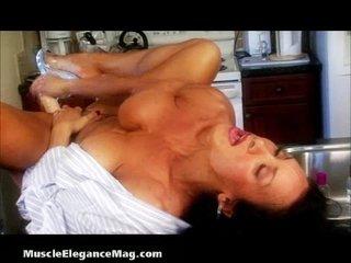 Denise Masino 50 - Feminine Bodybuilder