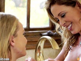 MommysGirl Cherie DeVille Lesbian Facesits