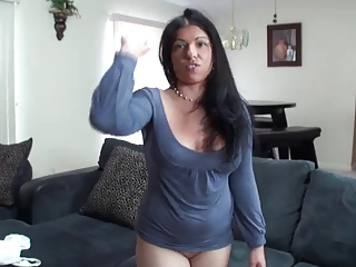 Creampie Suprise Of Mommy