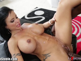 MILF Precious stones Jade Takes exceeding 11 inches be fitting of Outrageous