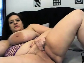 Torrid BBW milf Maria Moore huge boobs bouncing